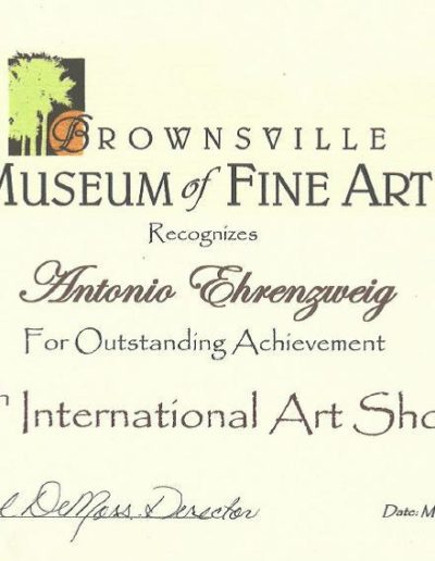 Brownsville Museum of Fine Arts